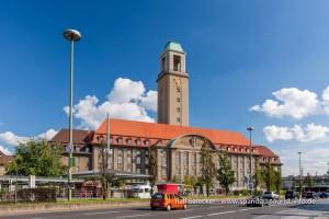 11. Bildungsmesse des Jobcenter Spandau im Rathaus