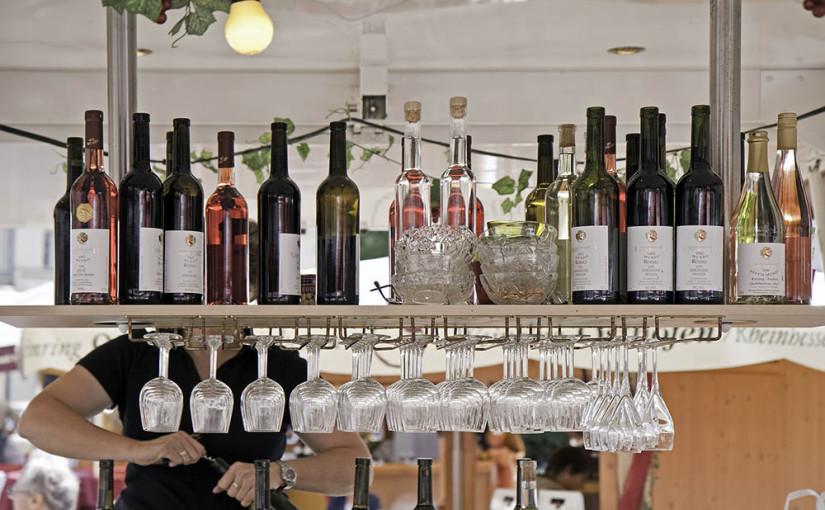 15. Wein-Sommer in der Spandauer Altstadt 2015