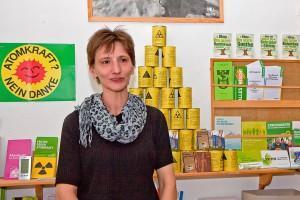 Spandauer Bezirksverordnete der GAL Angelika Höhne verstorben