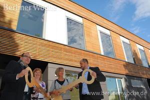 Zwei Dienste unter einem Dach: Neues Beratungshaus öffnet im November – Berliner Woche