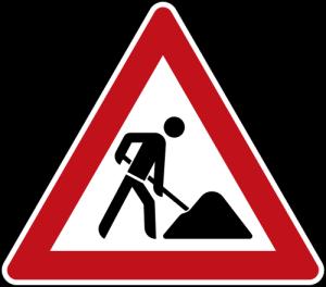 Verkehrseinschränkungen in der Fehrbelliner Straße