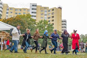 Musik, Spiel, Spaß und Essen im Quartiersgebiet Falkenhagener Feld – Berliner Woche
