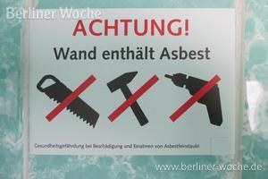 Noch tausende asbestbelastete landeseigene Wohnungen in Spandau – Berliner Woche