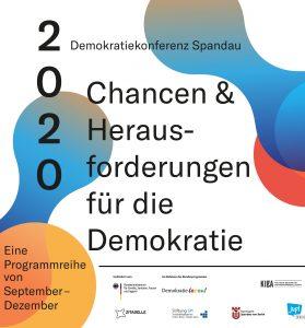 Demokratiekonferenz Spandau 2020